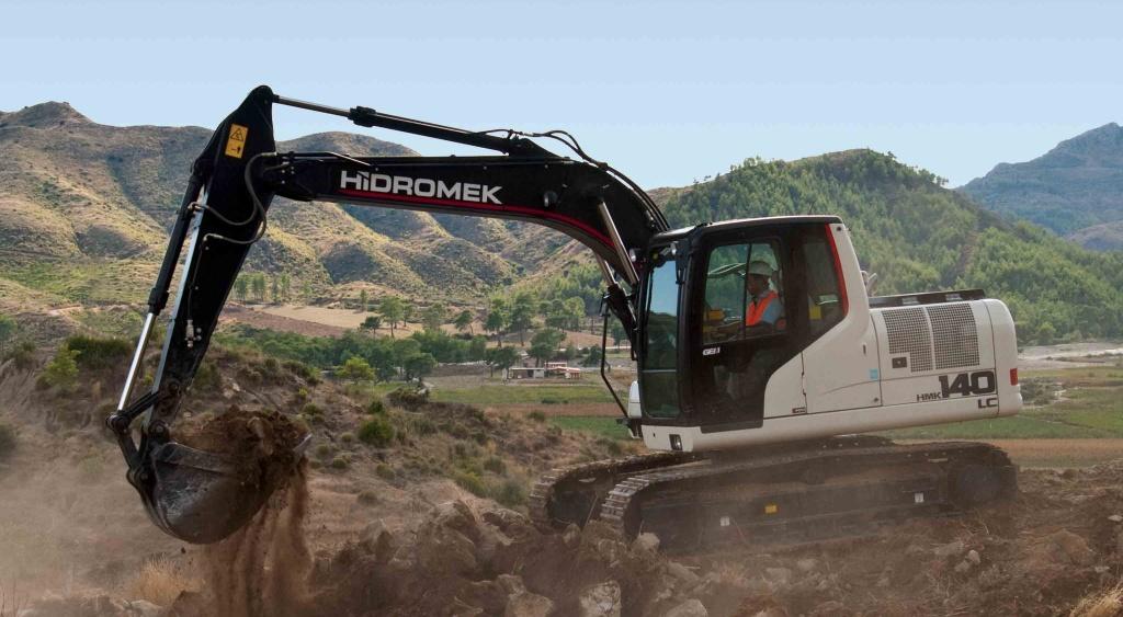 hidromek-hmk-140-lc