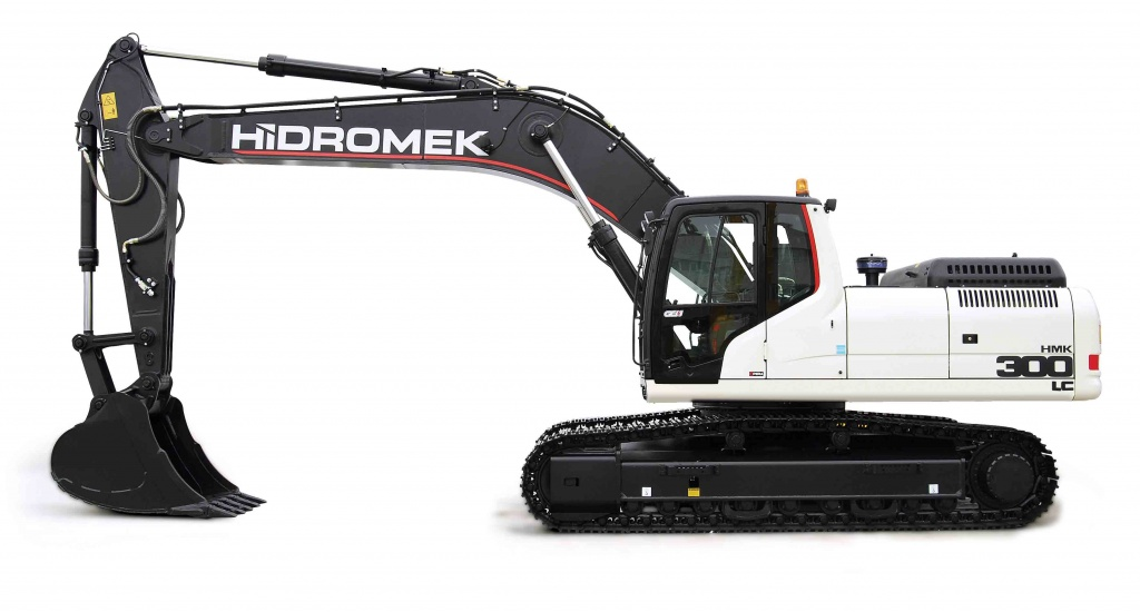 hidromek-hmk-300-lc